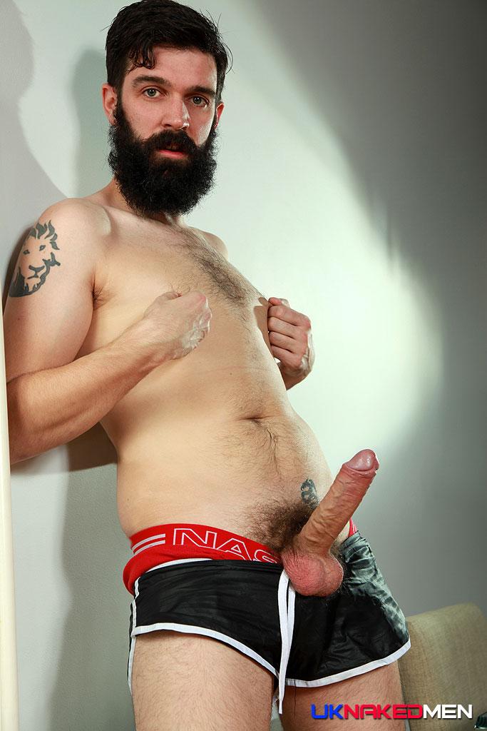 Men with beards gay porn